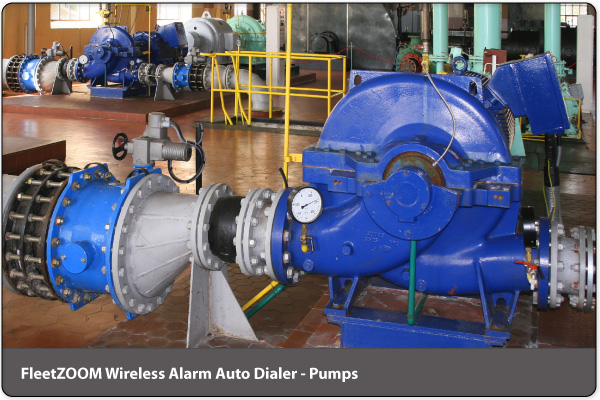 Alarm Auto Dialer for Pumps